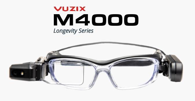 AR硬件厂商Vuzix宣布扩大对Zoom等程序的支持,新增M4000及M400型号支持
