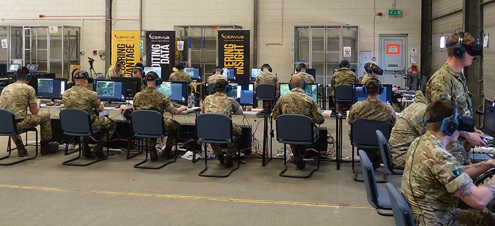 沉浸式军事培训创企BISim宣布与英国陆军扩大合作,用VR技术提供模拟军事训练