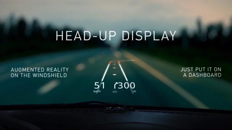 苹果HUD新专利曝光:可在车辆前挡风玻璃及侧窗投射全息图像