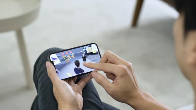 VR / AR协作平台Spatial宣布登陆iOS及安卓平台,为用户提供手机AR体验