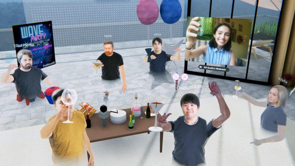 VR社交协作平台《Spatial》发布移动AR工作区