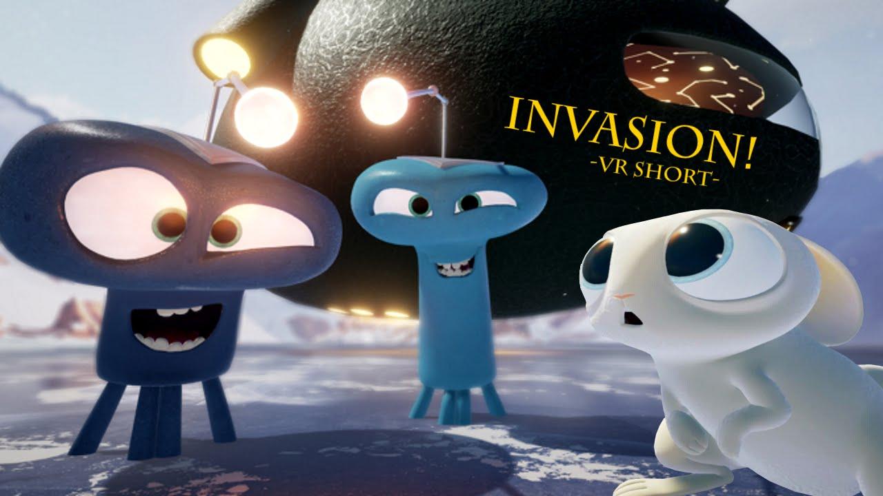 Baobab发布《入侵!》周年纪念版并上线Quest平台,增加手部追踪功能