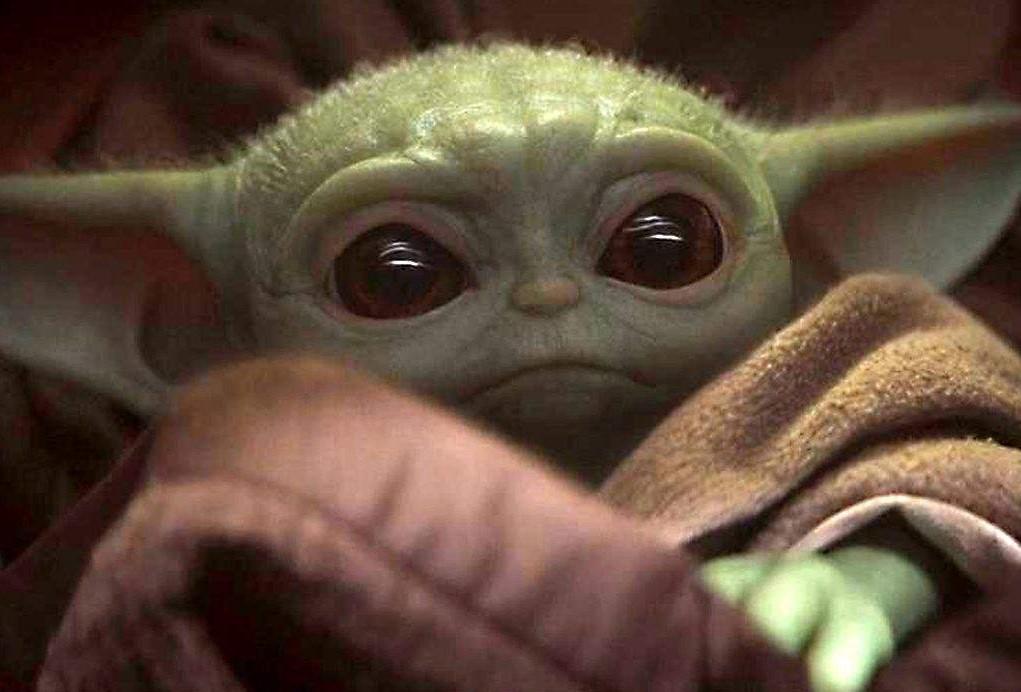 Google搜索新增AR形象:《星际大战》系列Baby Yoda
