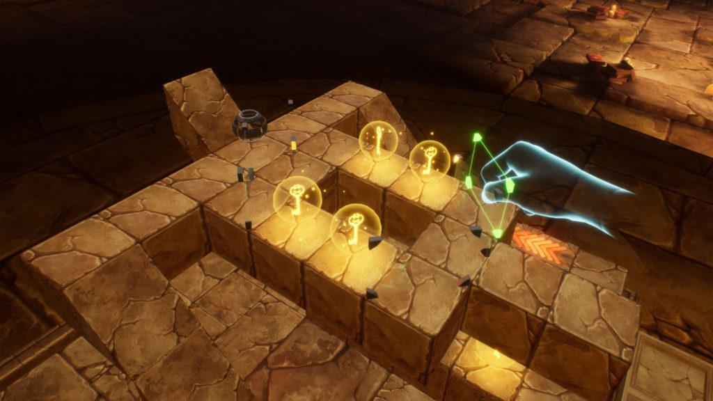 VR益智拼图游戏《Machizzle》将于明年1月初发布PC VR版本