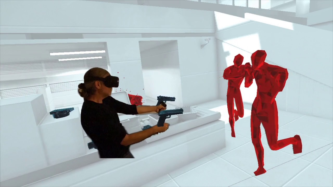 Oculus发布MR捕捉工具(MRC)的实景演示视频,简化操作步骤