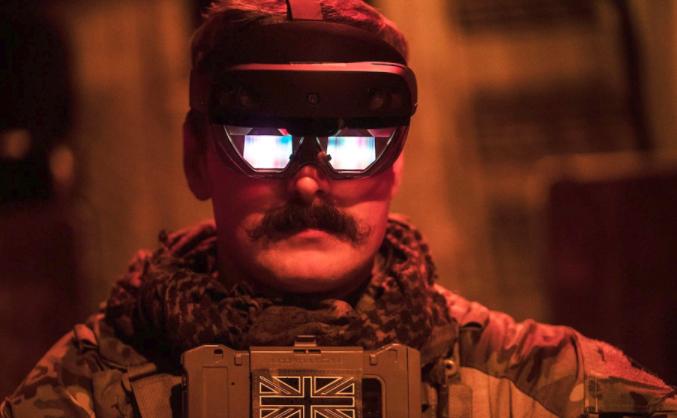 英国陆军佩戴HoloLens 2,提升军队远程医疗能力