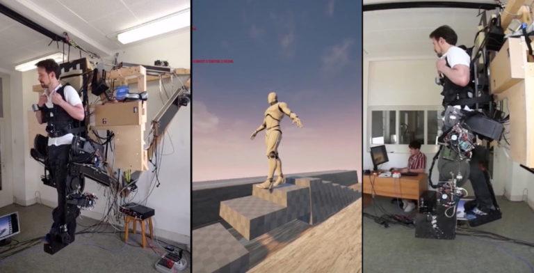 """Holotron利用""""虚拟肌肉""""感测动作以增强VR交互体验"""