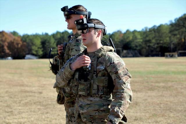 美国陆军DEVCOM实验室开发新AR技术,以克服户外光照条件下AR显示问题
