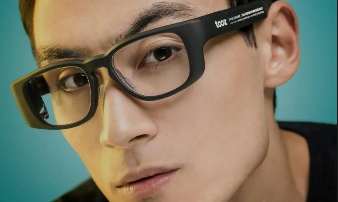 形似普通眼镜,AR智能眼镜tooz DevKit 20开发者套件在国内发售