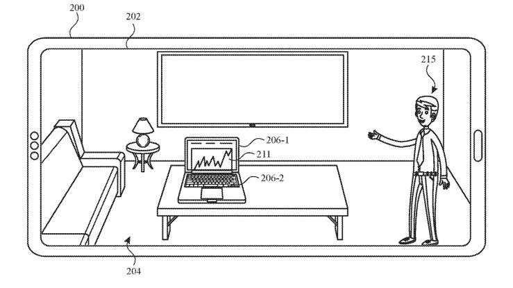 苹果新专利曝光:采用AR技术支持线上购物并构建虚拟Apple Store
