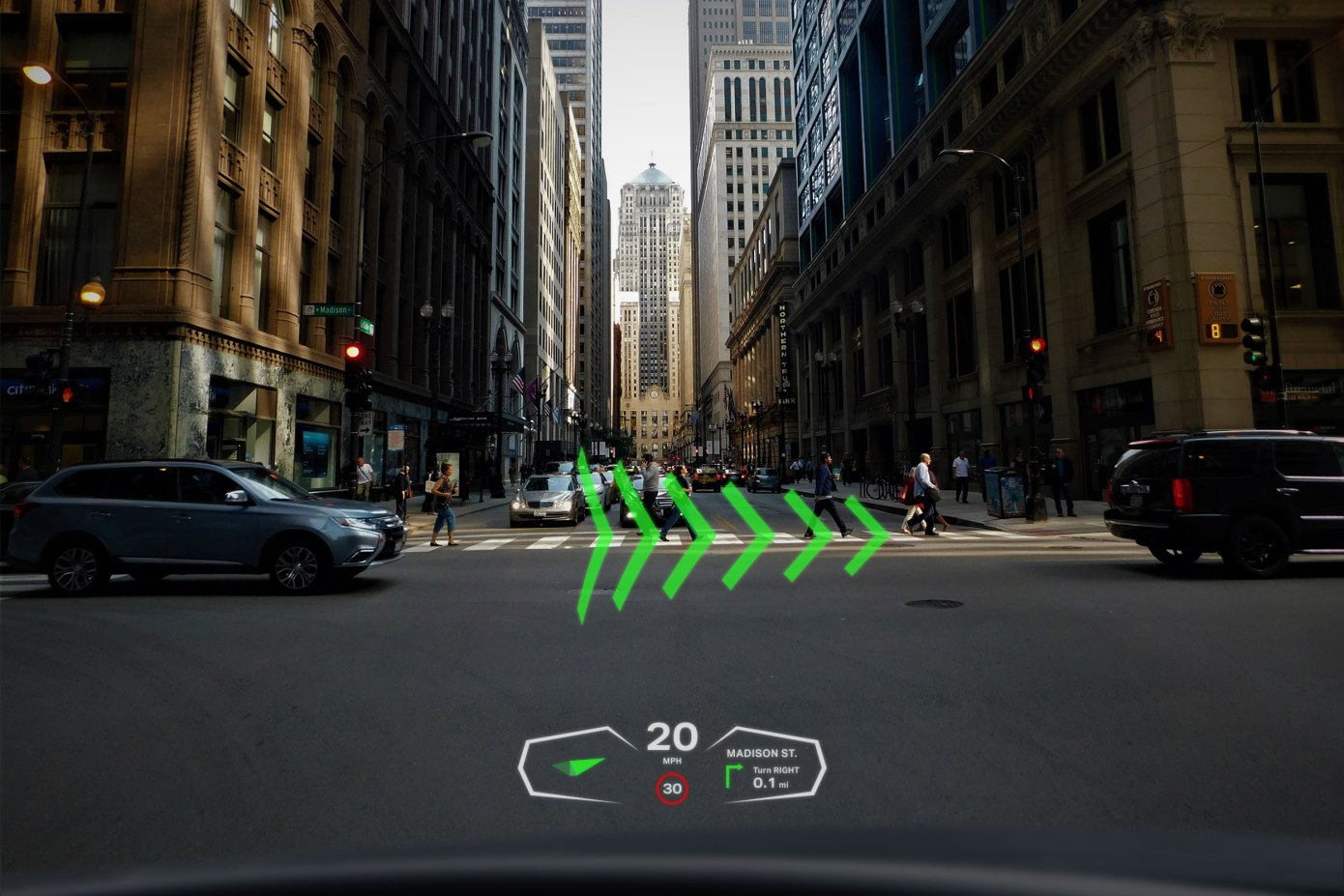 全息技术创企Envisics宣布与松下展开合作,以在更多车型中推广HUD显示技术