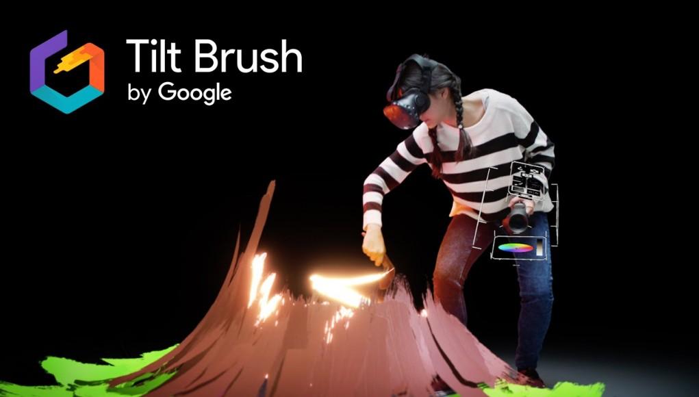 《Tilt Brush》创造者之一从谷歌离职,将与I-Illusions合作开发新VR项目