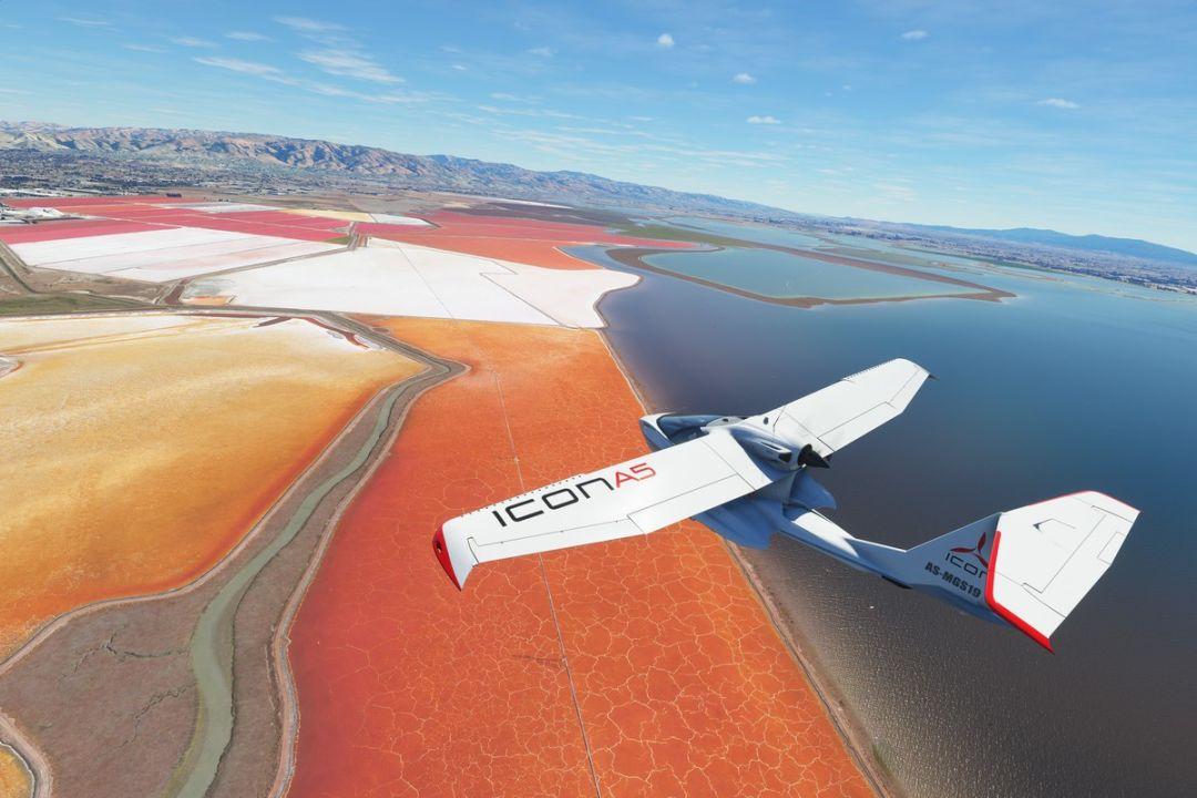 《微软飞行模拟》正在开发适配VR控制器