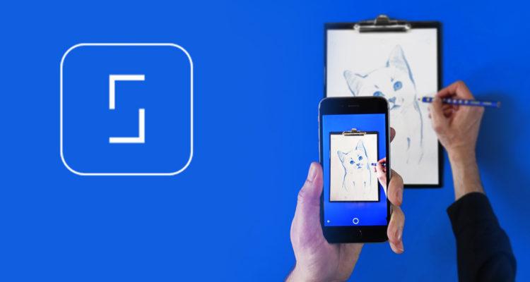 《SketchAR》通过AI+AR技术帮助用户进行AR绘画、生成AI肖像