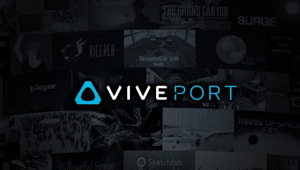 Viveport将开发人员收入分成比例提高至80%