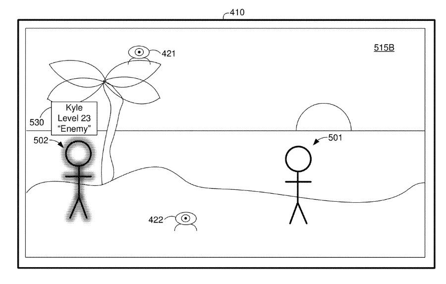 苹果新专利:其AR头显或将用Face ID识别玩家,以提升多人游戏体验