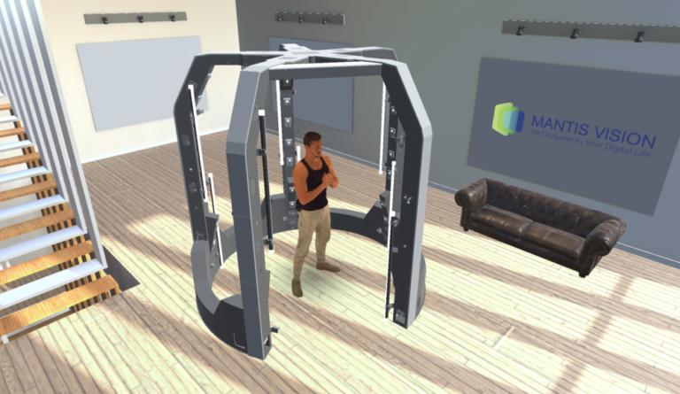 DOCOMO XR Studio于月底在日本开业,将应用体三维视频捕获技术