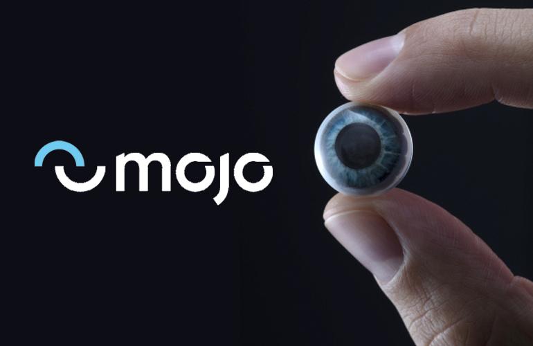 """造价1亿美元,Mojo lensAR隐形眼镜如何将200寸显示器""""嵌入""""人眼?"""