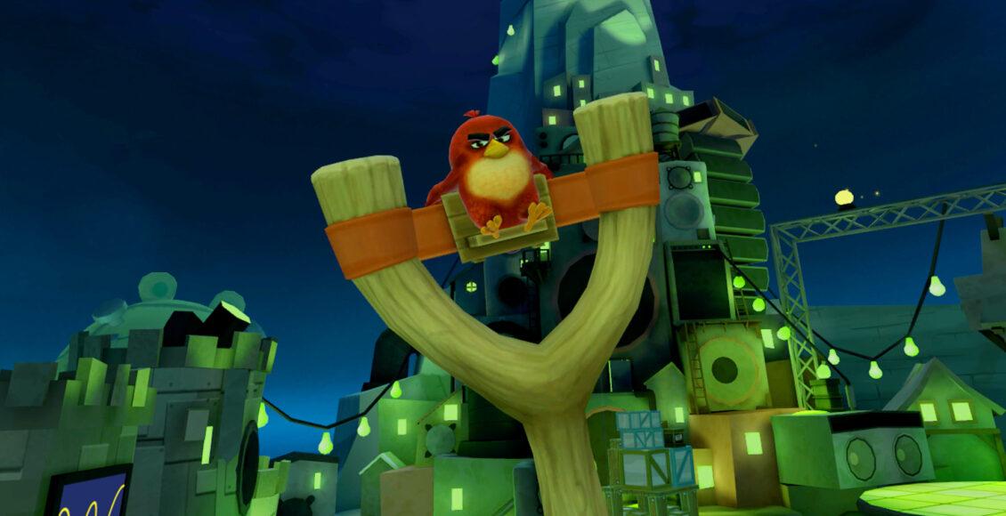 《愤怒的小鸟VR: 猪岛》在多个平台免费上线新内容
