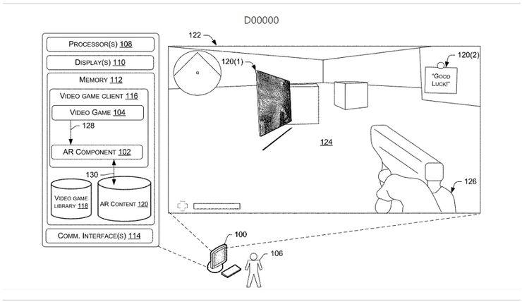 Valve新专利曝光:或将利用AR技术使游戏和观赛更具沉浸感