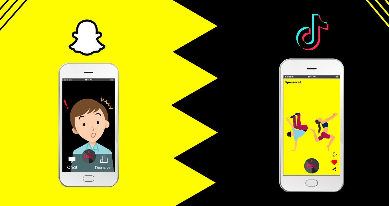 Snap、抖音缠斗开端,社媒巨头聚焦的AR营销到底哪里好?