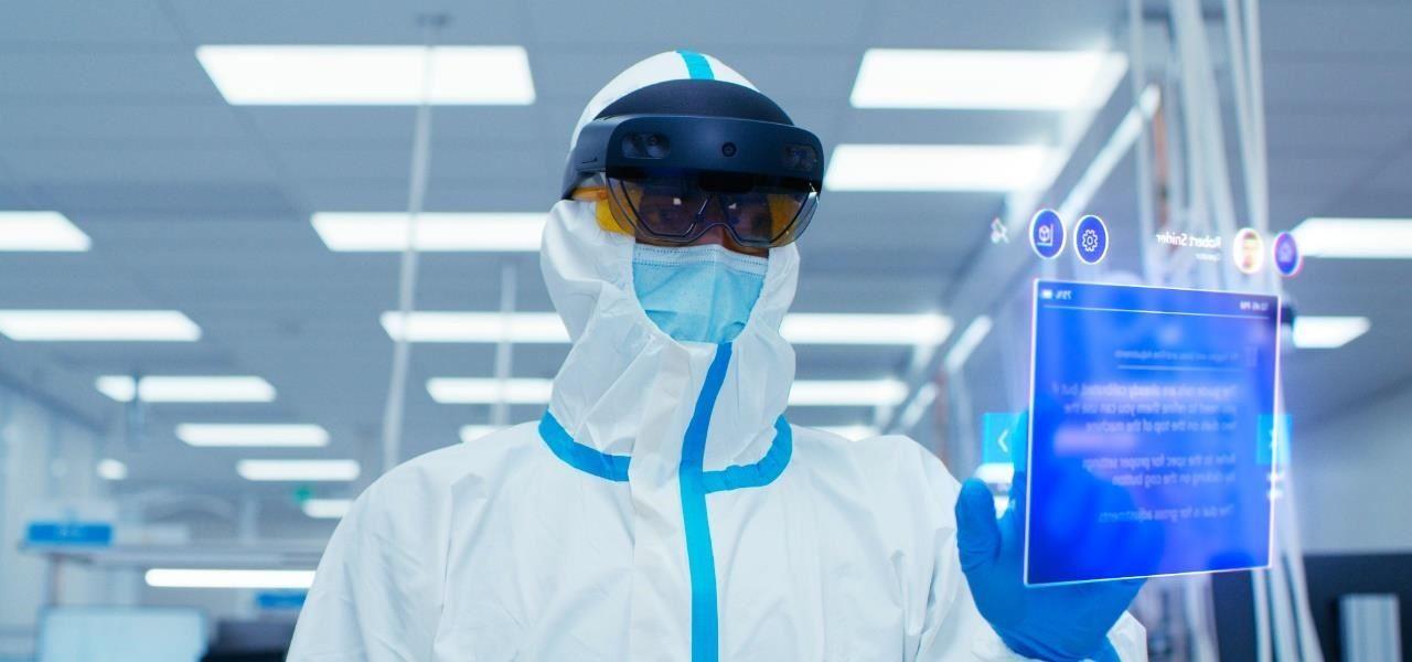 售价4950美元,HoloLens 2工业版2月2日起接受预订