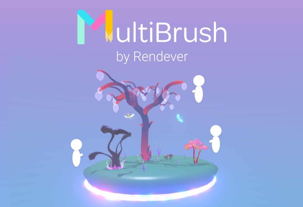 《Tilt Brush》免费多人版本《MultiBrush》登陆SideQuest