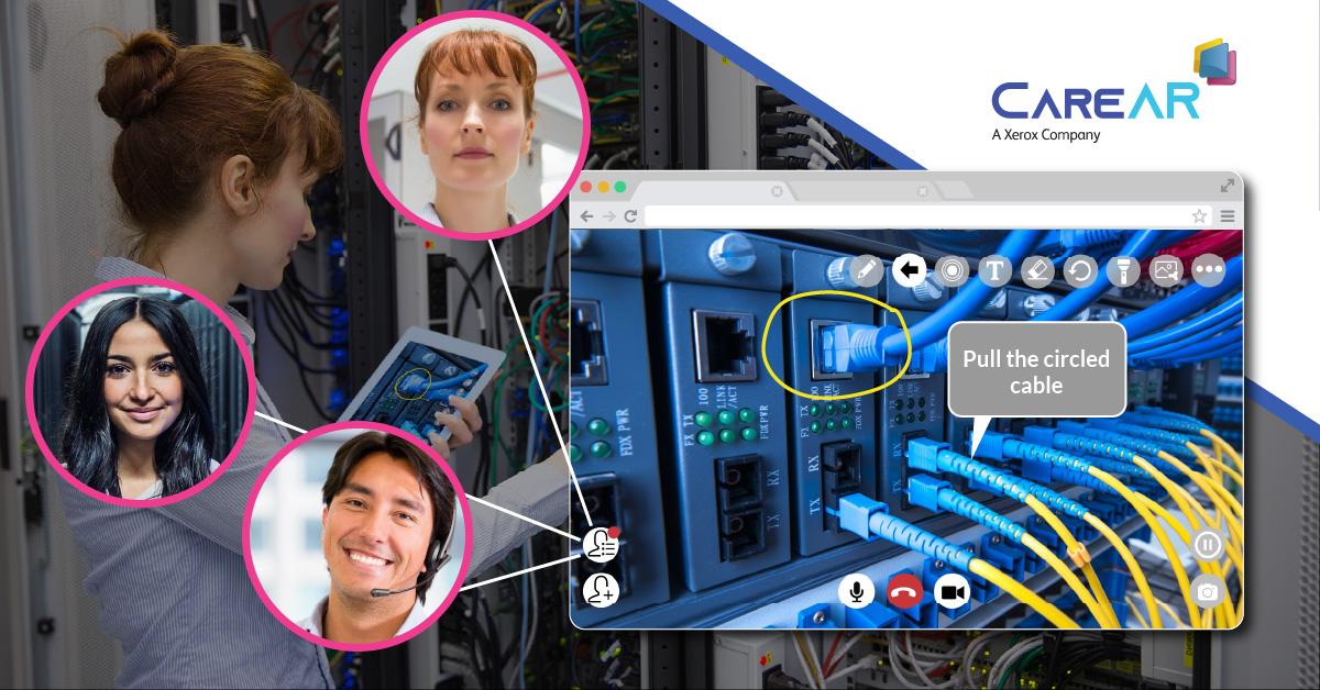 施乐控股宣布收购AR技术平台CareAR以扩大其软件产品组合