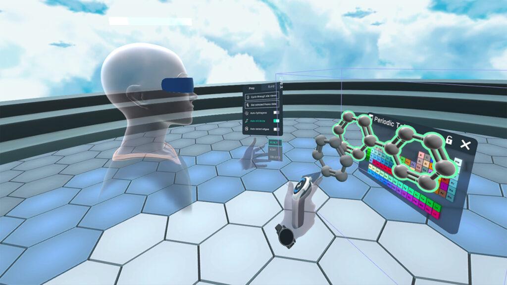 VR生物制药软件创企Nanome获得300万美元融资