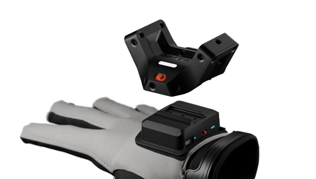VR创企Manus推专业级SteamVR追踪器:重62g,售价约2333元