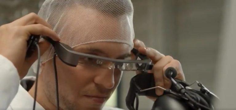爱普生宣布与Spina America合作,通过Zoom为用户提供AR远程协助