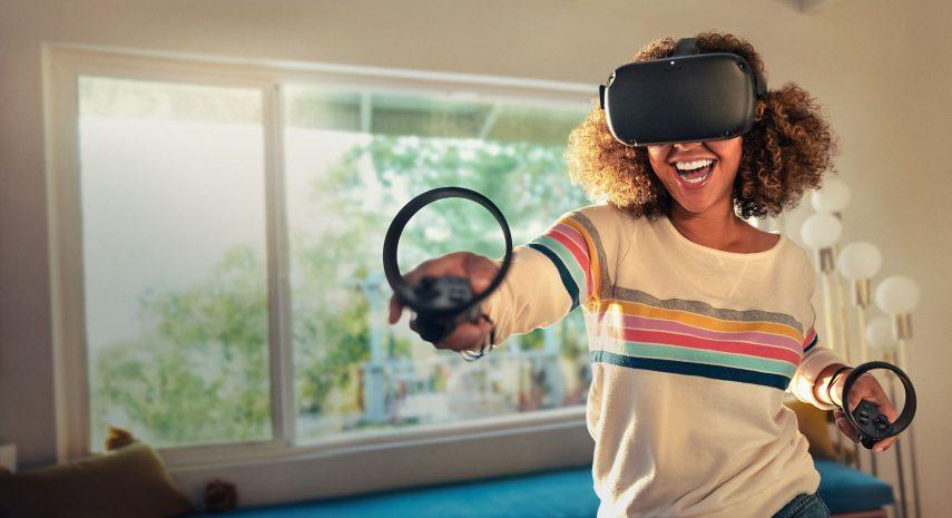 售价199美元,Oculus官网开卖Quest 1翻新机