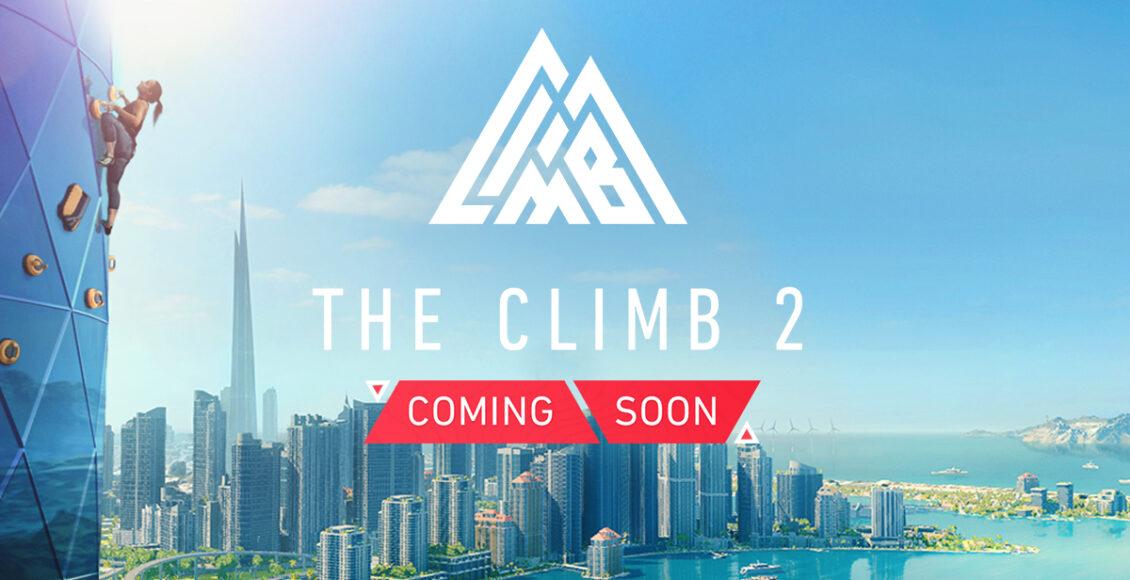 VR攀岩游戏《The Climb 2》即将上市,增加吸盘玩法、解锁更多风景名胜