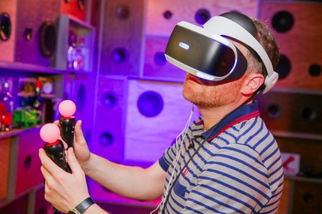 索尼:下一代PS VR体验及交互将大幅提升,2021年将不会上市
