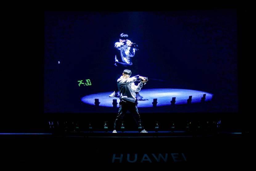 """MWC2021丨HADO 5G AR科技运动亮相华为""""5G共创新价值""""主题论坛"""