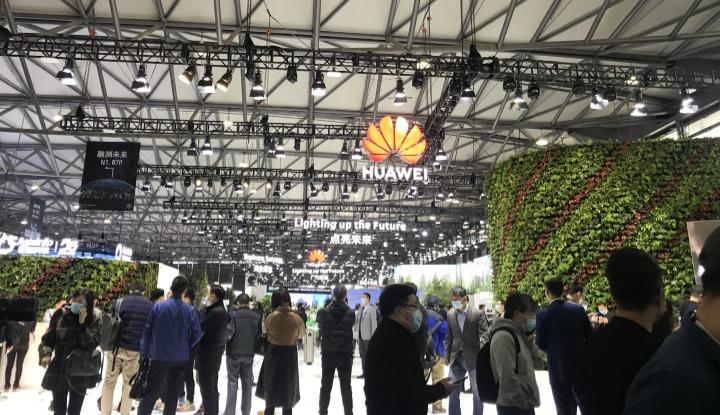 MWC2021丨华为展示5G成果下AR/VR的多方向应用