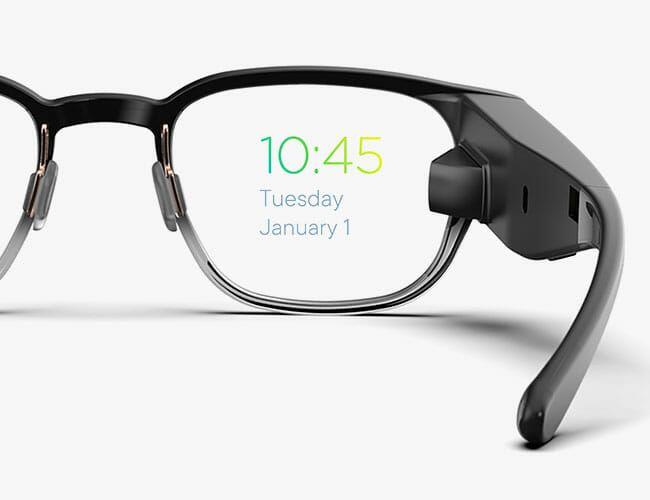 苹果、Facebook纷纷入局,谷歌何时再推AR眼镜?