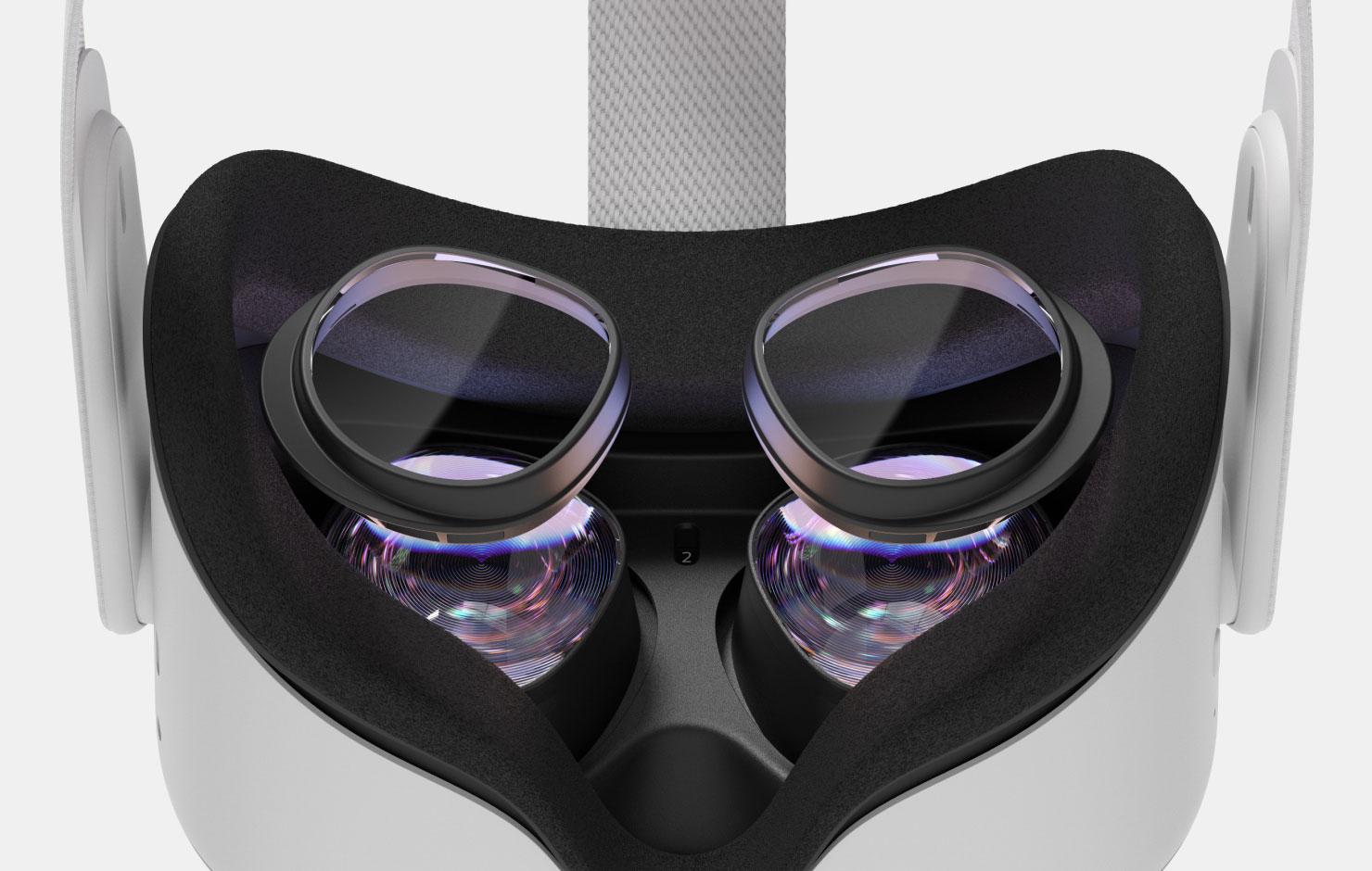 Quest 2镜片插片推出,用于解决用户近视、散光问题