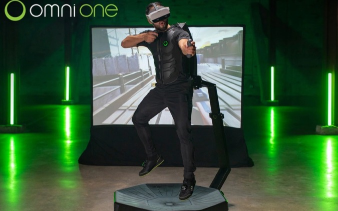 Virtuix为Omni One VR跑步机筹集1100万美元融资