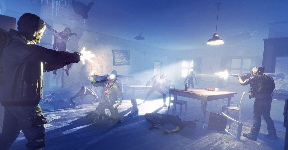 《亚利桑那阳光》开发商Vertigo Games推VR新作:4人合作模式,将于今夏面市