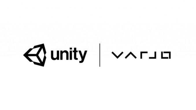 VR硬件厂商Varjo宣布与Unity合作,所有硬件均无缝兼容最新版Unity软件