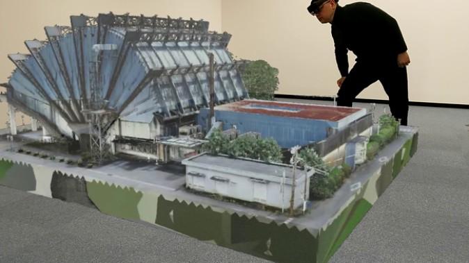 HOLO Lab宣布支持微软Mesh服务,HoloLens 2可云端实时渲染超1亿个BIM模型