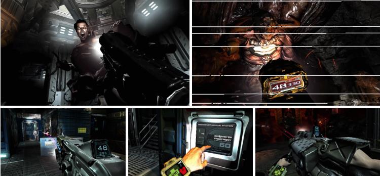 《Doom 3》VR版3月29日登陆PlayStation VR