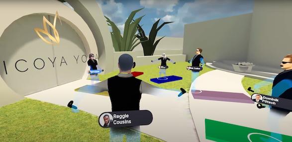 VR虚拟会议创企Arthur宣布其平台登录Oculus商店,可提供定制解决方案