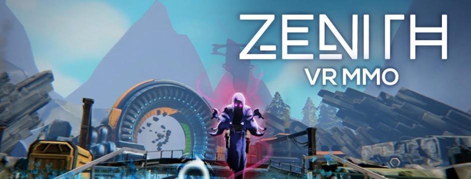 VR MMO游戏《Zenith》预告片公布,支持PSVR和Quest