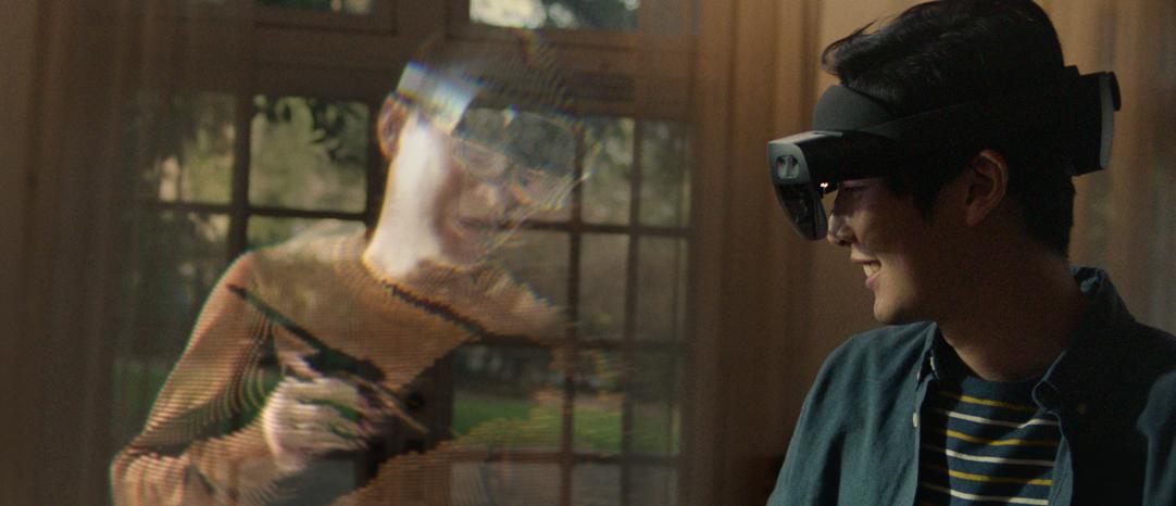 为什么说Mesh是继HoloLens之后,微软在MR生态上的重要布局 | VR陀螺
