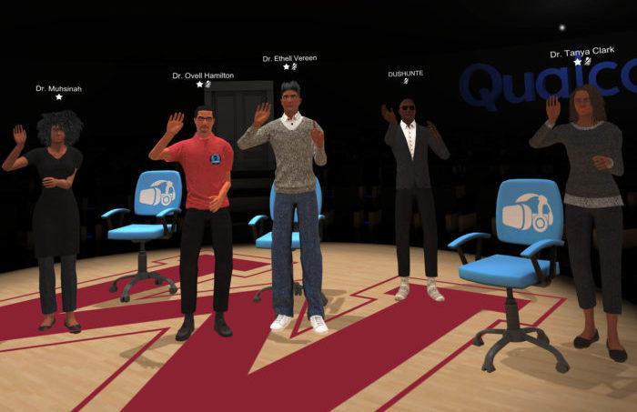 获高通赞助,美国莫尔豪斯学院宣布开设VR校园以提供线上VR课程
