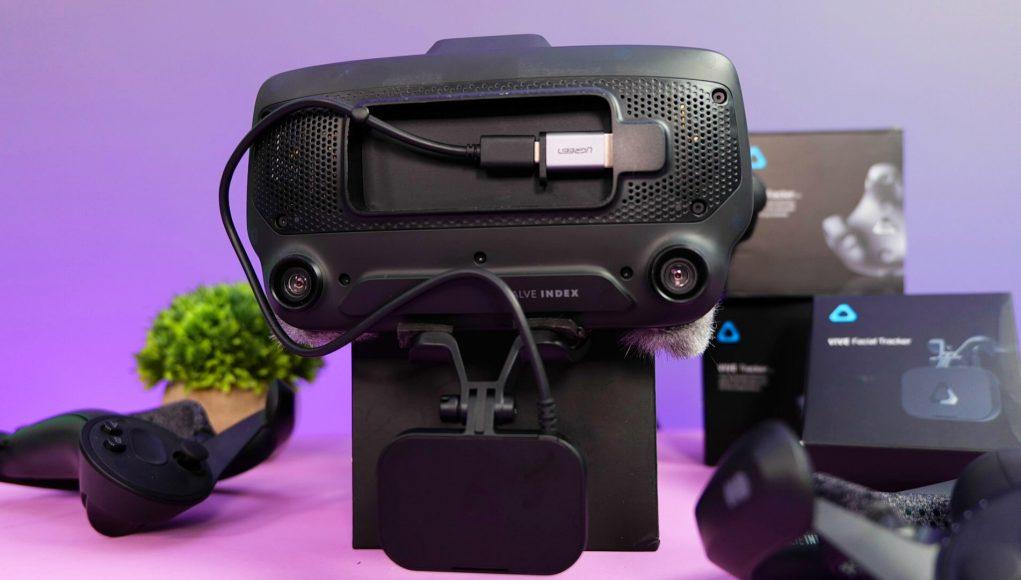 Vive面部追踪器可兼容其它PC VR头显