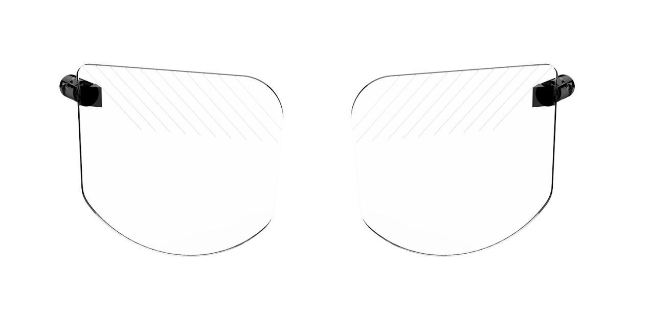 灵犀微光研发出可量产二维阵列波导模组
