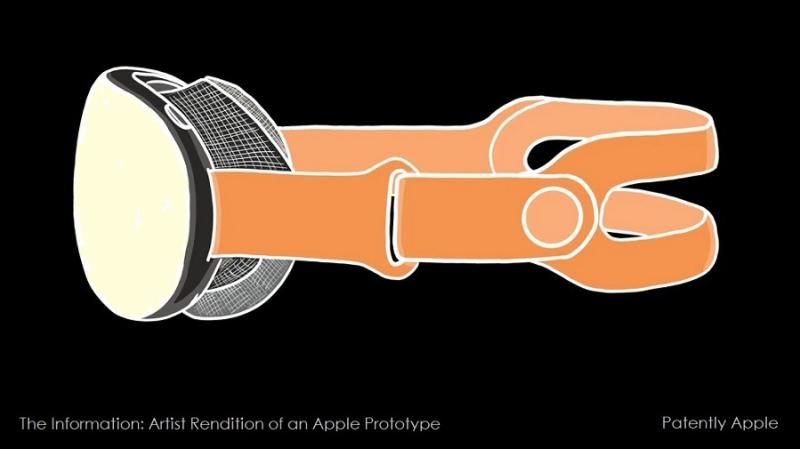 苹果头显新专利:使用头部运动传感器进行眼动追踪